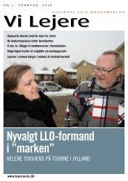 """Nyvalgt LLO-formand i """"marken"""" - Lejernes LO"""