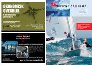 Økonomisk overblik - Horsens Sejlklub
