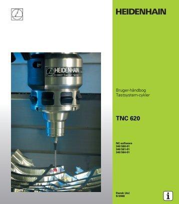 TNC 620 - heidenhain