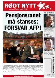 Rødt nytt 04 2008 som pdf