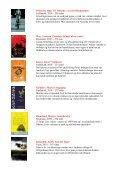 Udvalgte romaner og noveller fra 2010 - Lemvig Bibliotek - Page 3