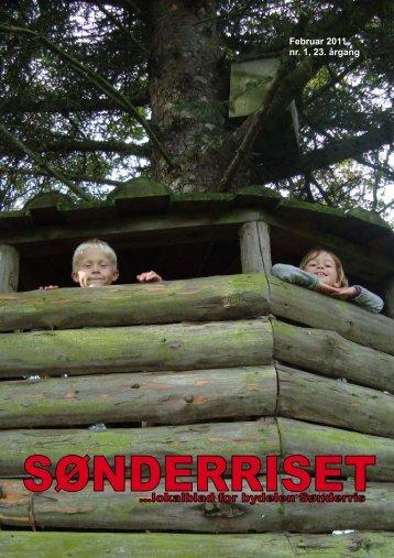 Februar 2011 nr. 1, 23. årgang - Sønderriset