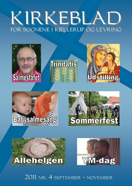 kirkebladet kjellerup 04 2011 - Hørup Kirke