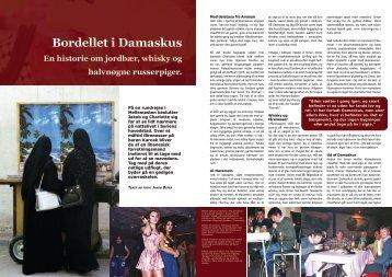Bordellet i Damaskus - Jakob Øster