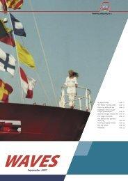 Waves september 2007.indd - Herning Shipping