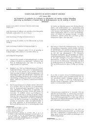 EUROPA-PARLAMENTETS OG RÅDETS DIREKTIV 2002/98/EF af ...