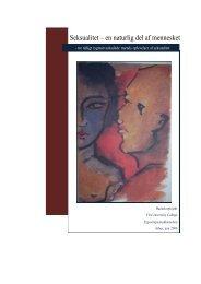 Seksualitet – en naturlig del af mennesket - Ergoterapeutforeningen
