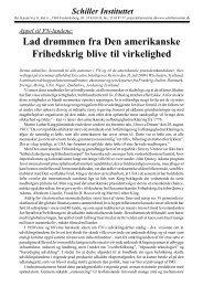 Denne appel med underskriftlinjer (PDF ... - Schiller Instituttet