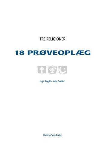 18 PRØVEOPLÆG