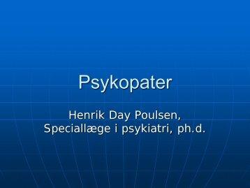 Spot en psykopat-slides - HK