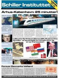 Kampagneavis nr. 3, sommer 2007. - Schiller Instituttet