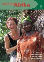 November 2008 - Mission Afrika
