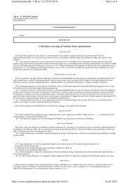 Cir ulære om salg af statens faste ejendomme - SOSU-STV