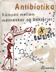 Antibiotika - Københavns Universitet