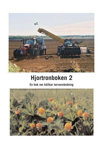 Ladda ner Hjortronboken 2 - Branschföreningen Svensk Torv