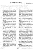 Installationsvejledning - Milton - Page 3