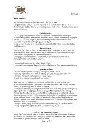 23/02/08 Side 1 af 2 Kære forældre Nyt information til jer efter vi er ...