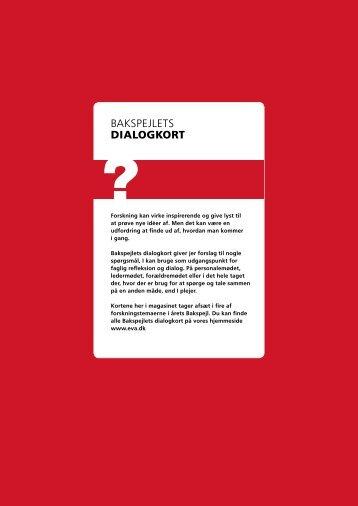 Download Bakspejlets dialogkort her