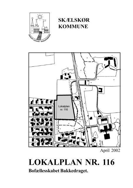 LOKALPLAN NR. 116 - Slagelse Kommune