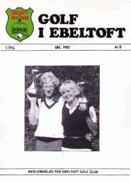 GOLF l EBELTOFT - Ebeltoft Golf Club