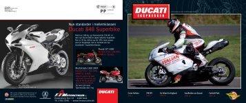 Ducati 848 Superbike - Ducati Klub Danmark