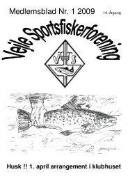 Blad nr. 1 - Vejle Sportsfiskerforening