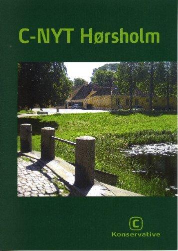 Hybbydrivhuse - Konservative - Hørsholm
