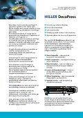 DecaPress SeeDrive dänisch PDF - Hiller GmbH - Page 2