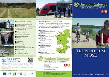 Folder om Outdoor Gateway Sommerland Sjælland - Friluftsdata