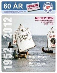 RECEPTION - Sejlklubben Greve Strand