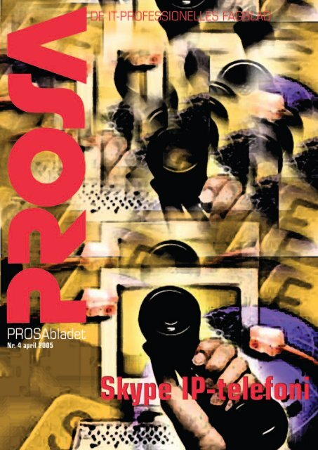 PROSAbladet april 2005