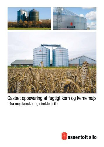Brochure - Assentoft Silo