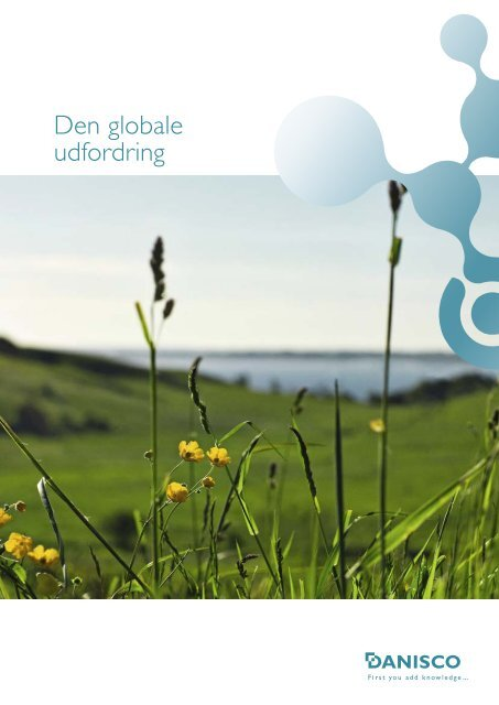 Den globale udfordring - Danisco