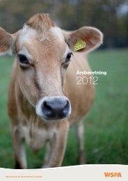 Årsberetning 2012 - WSPA Danmark