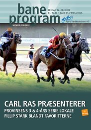 program - Royal Canin Arena