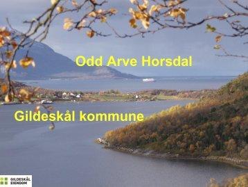 Gildeskål Eiendom KF v/Odd Arve Horsdal