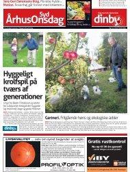 ÅrhusOnsdag - Ung i Aarhus Oddervej