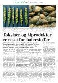 Toksiner og biprodukter er risici for foderstoffer - Page 5
