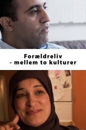 Forældreliv - mellem to kulturer - Batavia.dk