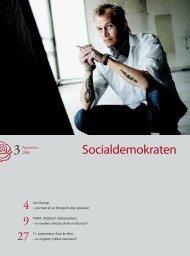 Socialdemokraten, september 2006 (905 KB) - Hanne Skovby