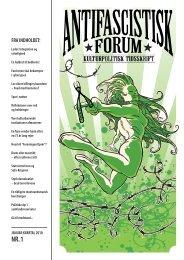 Januar 2010 - Foreningen Antifascistisk Forum