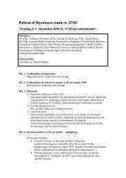 1 december - Århus Ungdommens Fællesråd