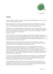 Side 1 af 2 5. marts 2013 Lærerne i Thy-Mors Lærerkreds forsamlet ...