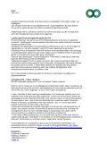 Læs hele medlemsorienteringen her.... - Page 2