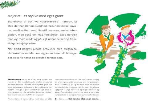 Mejeriet – et stykke med grønt! - Stokkemarke.dk
