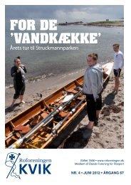 FOR DE 'VANDKÆKKE' - Mikkel Sander