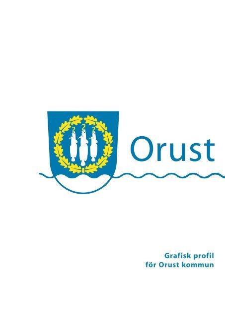 Orust Grafisk profil.pdf - Orust kommun