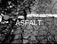 Materialestudie - Asfalt - spaceinvader.dk