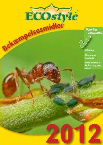 Bekæmpelsesmidler 2012 - Ecostyle