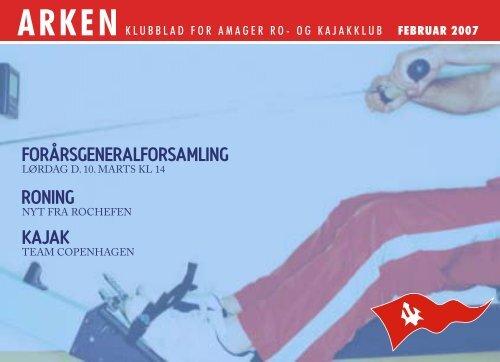 arken - Amager Ro- og Kajakklub